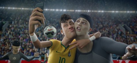 """The last game"" – genialny, animowany spot Nike'a!"