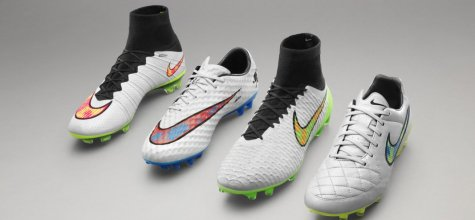 Kolekcja Nike Football Shine Through