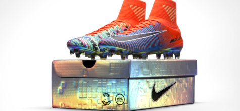 Mercurial X EA SPORTS… It`s in the game