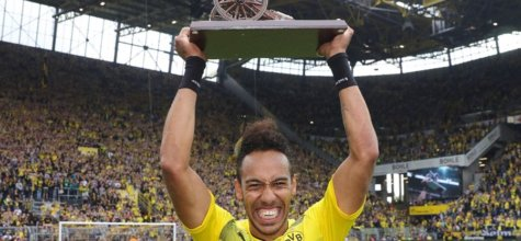Złoty But 16/17 – #1 Pierre-Emerick Aubameyang