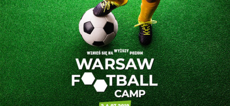 R-GOL.com partnerem Warsaw Football Camp